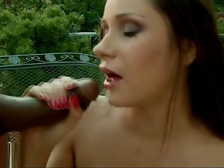 Katrin Tequila Double Blowjob And Huge Cumshot On Face With Tina Booty
