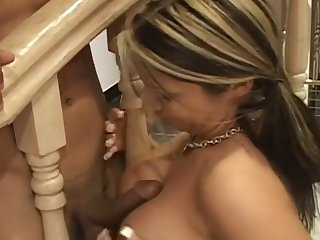 Babe Blowjob Cock Bf And Cum In Mouth After Watching Porn
