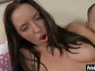 Dude Fucked A Babe Cowgirl Style